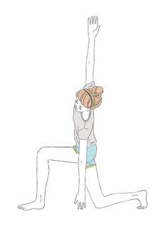 【体幹リセットダイエット】の佐久間健一さん考案。たった60秒のストレッチ×3習慣でやせる! Body Care, Thighs, Health Fitness, Exercise, Yoga, Workout, Disney Princess, Disney Characters, How To Make