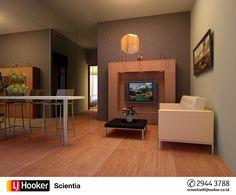 Premier Park 2 - Gambar Ruangan Lantai 1