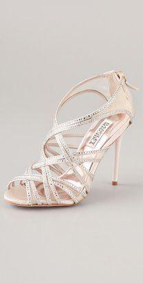 Badgley Mischka - Gloria Crystal Sandals