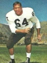 """#64 [DT] Lewis Pate McFadin ... """"Bud' ... (1960-63)"""