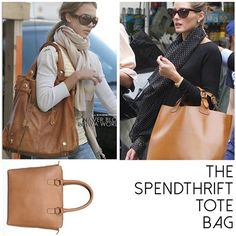 Style favourites Jessica Alba and Olivia Wilde were both seen favouring their large tan tote bags on a day about town!   We definitely share the sentiment- get their easy-breezy and super utilitarian look with our Spendthrift Tote Bag in Tan at http://bit.ly/1GcvPdb