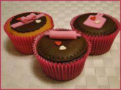 Cupcakes chá de cozinha