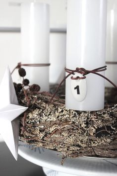 Advent with a wreath   Bungalow5