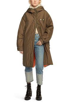 Rag & Bone Billow Coat
