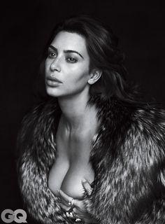 Kim Kardashian West in Her Sexy GQ Photo Shoot Photos | GQ