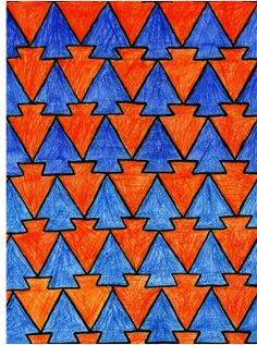 Tessellation Art Project