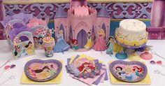 Andrea Nicole Baker: May Girly Girl - Disney Princess Birthday Party