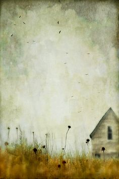 Made of tiny stories - Jamie Heiden Encaustic Painting, Painting & Drawing, Landscape Art, Landscape Paintings, Landscapes, Art Et Illustration, Illustrations, Medium Art, Painting Inspiration