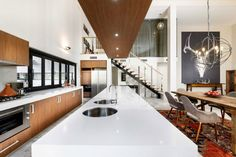 Exotic Loft in Australia Mixes Styles to Perfection