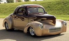 Willys Special
