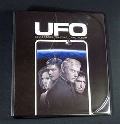 Cards Inc - UFO Binder - Very Rare Trading Card Binder please retweet