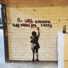 Life lesson from Banksy