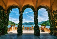 Villa Balbianello by Kajo Photography on 500px OVERLOOKING LAKE COMO. SEEN IN THE MOVIE CASINO ROYALE.