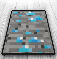 http://thepodomoro.com/collections/bedding-blankets-and-throws/products/minecraft-ore-blanket-quilt-fleece-blanket-large-size-medium-size-small-size