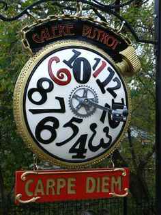GALLERIE BISTROT CARPE DIEM  in France*