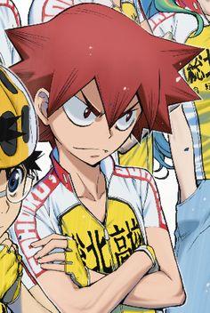 Naruko Shoukichi - Yowamushi Pedal Go!! Wiki