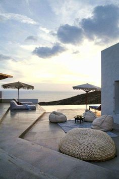 Interior Exterior, Exterior Design, Coastal Interior, Room Interior, Outdoor Rooms, Outdoor Living, Outdoor Furniture, Coastal Living, Coastal Style