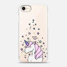 Sparkle Unicorn - Snap Case