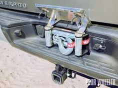 Need a winch in the rear to get for my truck if im going to make my truck in to an expedition truck.