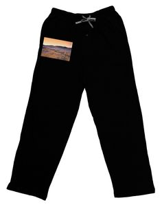 Colorado Sand Dunes Relaxed Adult Lounge Pants