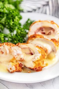 Baked Chicken Cordon Bleu, Chicken Cordon Bleu Casserole, Yum Yum Chicken, Main Dishes, Chicken Recipes, Cooking Recipes, Meals, Classic, Turkey