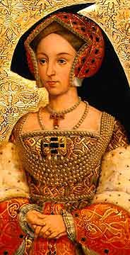 Queen Jane Seymour - Henry VIII's beloved 3rd wife - only wife to provide a son, yet died soon after giving birth. Henry went into a great depression after she died because of his love for her.
