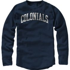 Colonials Long Sleeve Waffleknit T-Shirt $32.00