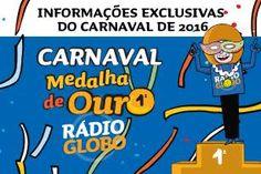 CARNAVALESCO e Rádio Globo: intérprete Zé Paulo quer representar São João Batista em 2016