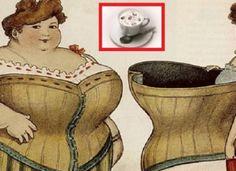 Takto chudli ešte naše babičky! Vďaka tomuto ľudovému triku, tuk na bruchu zmizne už za 1 mesiac.