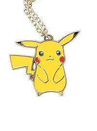 HOTTOPIC.COM - Pokemon Pikachu Necklace
