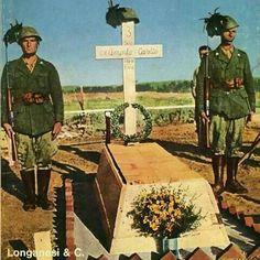 Russia 1942: italian Army colonel grave, pin by Paolo Marzioli