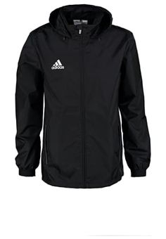 adidas Performance CORE - Trainingsjacke - black/white - Zalando.ch