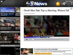 #abc9News #Video #Story #iPad @Jiri Jacknowitz Mocicka