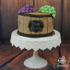 Weinfass Torte | Wine Cask Cake