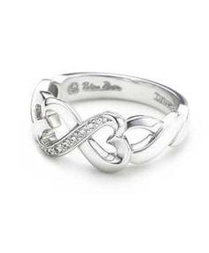 infinity ring....