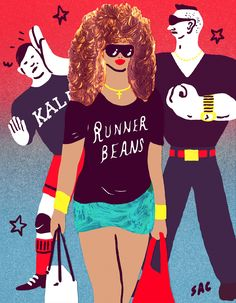 Celebrity T-Shirts by Sac Magique   Agent Pekka