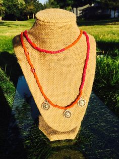 ❤️☀️❤️Island Sun Necklace by PositivelyAlix on Etsy https://www.etsy.com/listing/536113722/island-sun-necklace