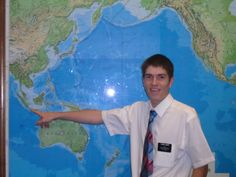 Thoughts and stories, by Pal and Wayne: 677. Grandson Missionary coming home tonight from ...