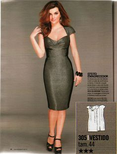 """Search Results for """"manequim july – FehrTrade Sewing Magazines, Ideias Fashion, Formal Dresses, My Style, Search, Silhouette, Neckline, Vestidos, Dinner"""