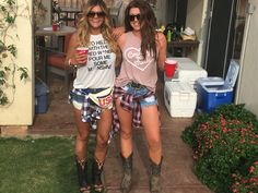 Moonshine tank & 90s country tank www.licensetoboot.com Stagecoach Outfit Country Thunder outfit country concert outfit cma fest outfit country music