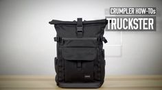 CRUMPLER HOW-TOs // Truckster on Vimeo Has it all ... but is too big, too heavy