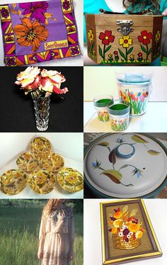 Springing into May by Emma on Etsy--Pinned with TreasuryPin.com