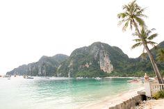 Thailand Honeymoon: Krabi & Ko Phi Phi Ruffled