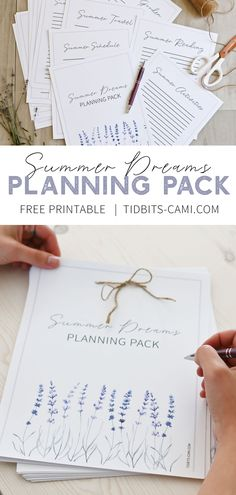 Find yourself dreaming about all the things you want to do this Summer? Ya, me too! Start by printing this 15 page Free Printable Summer Dreams Planning Pack - your first step to making it all happen! Quiet Time Activities, Summer Activities, Printable Planner, Free Printable, Printables, Best Planners, Day Planners, Life Binder, Teacher Planner