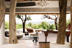 Molori Safari Lodge, Madikwe Game Reserve, South Africa  Best View: Metsi Presidential Suite