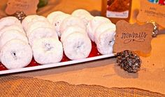 Polar Tundra Themed Party: Hot Chocolate Bar