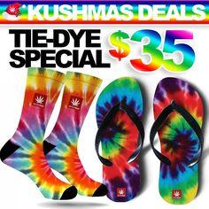 #tie #dye #weed #stoners #stoner #weed #socks #weedsocks #stonerdays