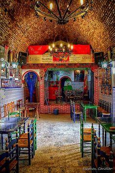 Flamenco Bar Cádiz  Spain