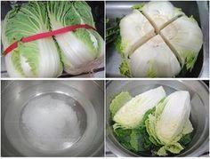 김진옥 요리가 좋다 :: 포기배추김치 초보자도 쉽고 맛있게 담그는법 *^^*