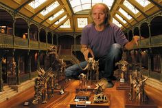 an incredible museum located in the French city of Lyon, where the world of miniatures becomes a whole new dimension…